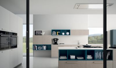Modern Kitchen Arredo3 Pentha Model 03 - 04