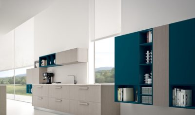 Modern Kitchen Arredo3 Pentha Model 03 - 05
