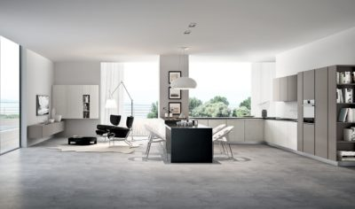 Modern Kitchen Arredo3 Pentha Model 04 - 01