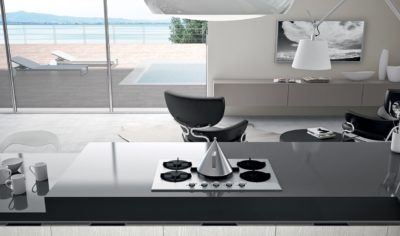 Modern Kitchen Arredo3 Pentha Model 04 - 03
