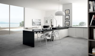 Modern Kitchen Arredo3 Pentha Model 04 - 04