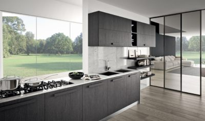Modern Kitchen Arredo3 Pentha Model 05 - 02