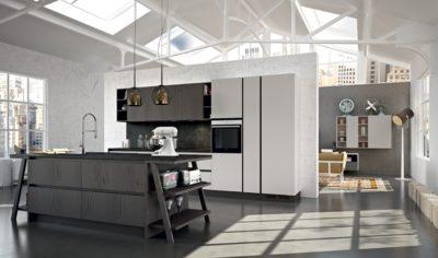 Modern Kitchen Arredo3 Plana Model 01 - 01