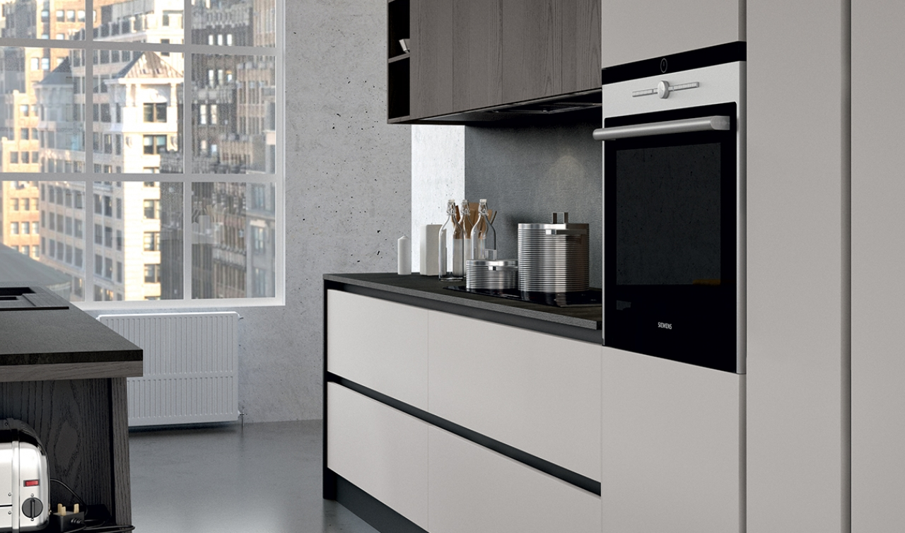 Modern Kitchen Arredo3 Plana Model 01 - 03