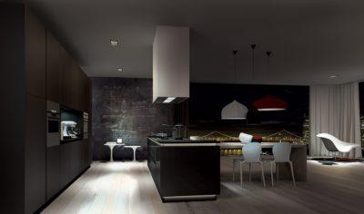 Modern Kitchen Arredo3 Plana Model 03 - 01