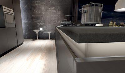 Modern Kitchen Arredo3 Plana Model 03 - 02