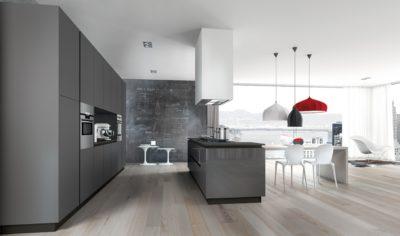 Modern Kitchen Arredo3 Plana Model 03 - 04