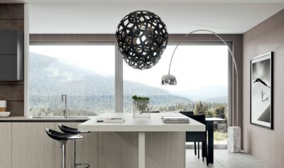 Modern Kitchen Arredo3 Plana Model 04 - 02