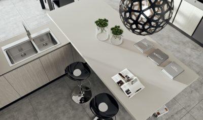 Modern Kitchen Arredo3 Plana Model 04 - 03