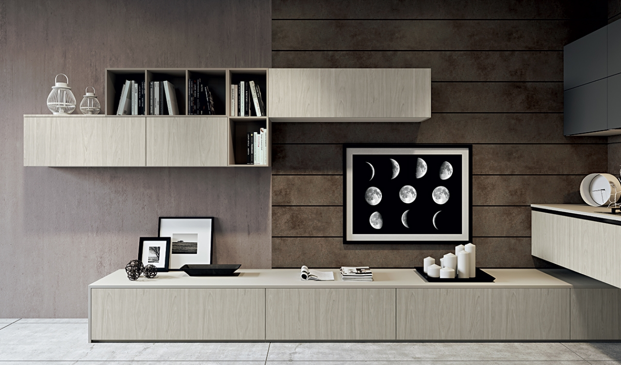 Modern Kitchen Arredo3 Plana Model 04 - 05