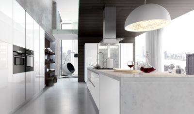 Modern Kitchen Arredo3 Plana Model 05 - 02