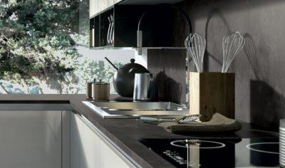 Modern Kitchen Arredo3 Round Model 03 - 02