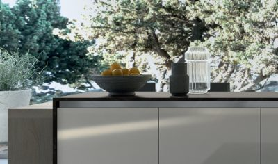 Modern Kitchen Arredo3 Round Model 03 - 03