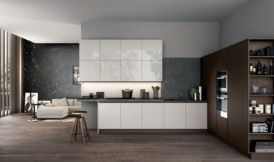 Modern Kitchen Arredo3 Time Model 01 - 04