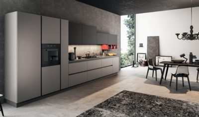 Modern Kitchen Arredo3 Time Model 02 - 03