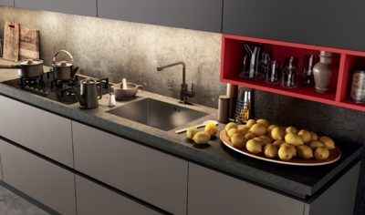 Modern Kitchen Arredo3 Time Model 02 - 04