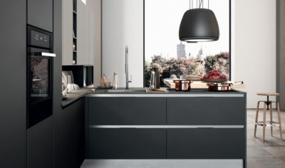 Modern Kitchen Arredo3 Time Model 03 - 02