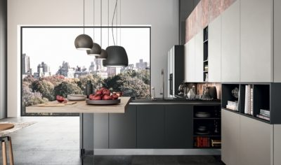 Modern Kitchen Arredo3 Time Model 03 - 05