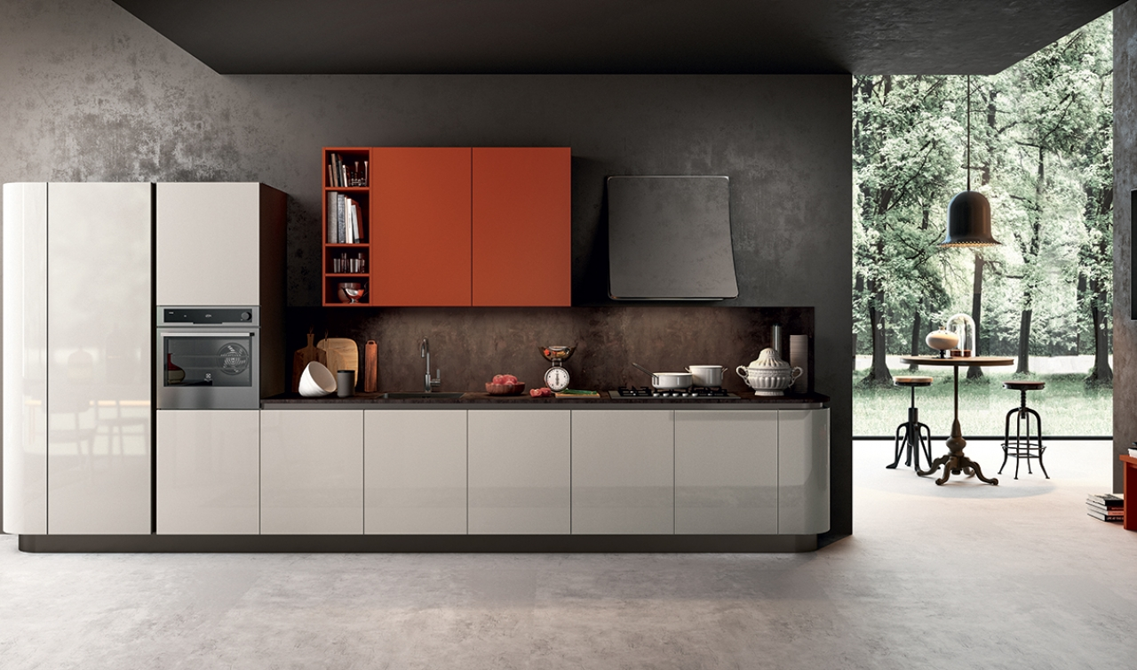 Modern Kitchen Arredo3 Time Model 05