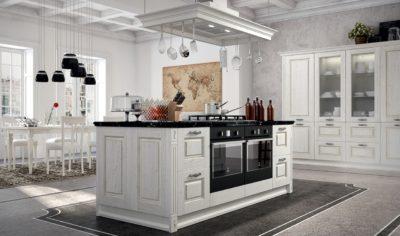 Classic Kitchen Arredo3 Verona Model 01 - 01