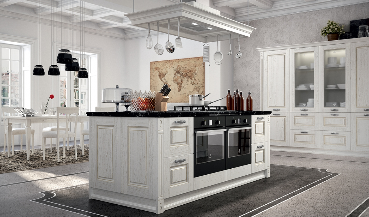 casa interior catalog arredo3 classic kitchen verona