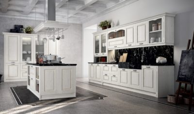 Classic Kitchen Arredo3 Verona Model 01 - 04