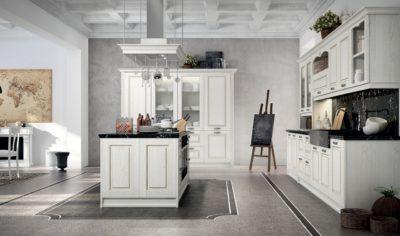Classic Kitchen Arredo3 Verona Model 01 - 05