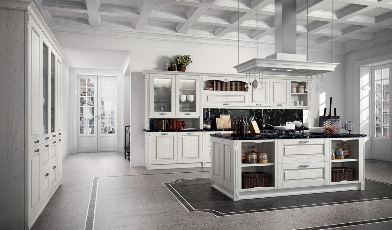Classic Kitchen Arredo3 Verona Model 01 - 06