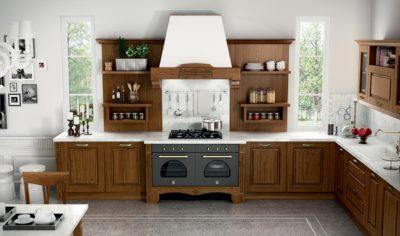 Classic Kitchen Arredo3 Verona Model 02 - 02
