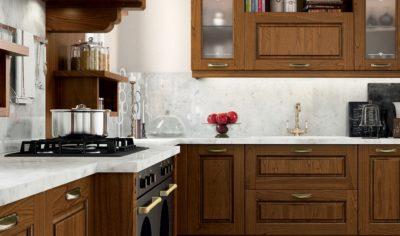 Classic Kitchen Arredo3 Verona Model 02 - 04