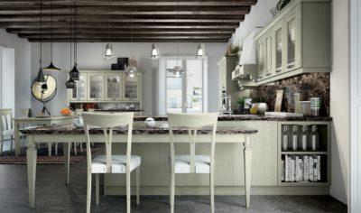Classic Kitchen Arredo3 Verona Model 03 - 04