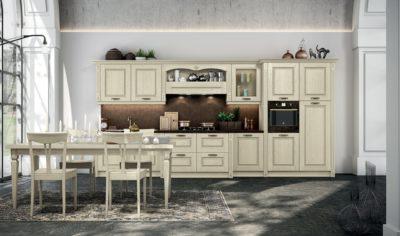 Classic Kitchen Arredo3 Verona Model 04 - 01