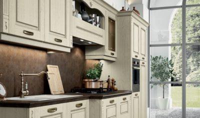 Classic Kitchen Arredo3 Verona Model 04 - 02