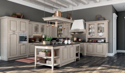 Classic Kitchen Arredo3 Verona Model 05 - 01