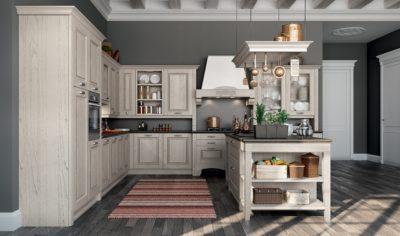 Classic Kitchen Arredo3 Verona Model 05 - 02