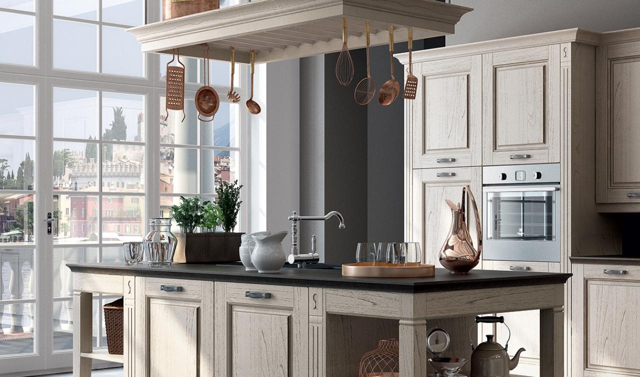 Classic Kitchen Arredo3 Verona Model 05 - 06