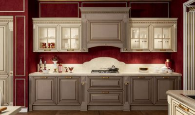 Classic Kitchen Arredo3 Viktoria Model 02 - 03