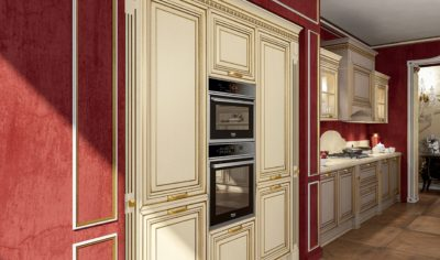 Classic Kitchen Arredo3 Viktoria Model 02 - 06