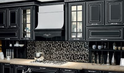 Classic Kitchen Arredo3 Viktoria Model 03 - 02