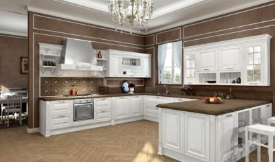 Classic Kitchen Arredo3 Viktoria Model 04 - 03