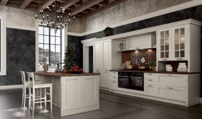 Classic Kitchen Arredo3 Virginia Model 01 - 04
