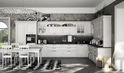 Classic Kitchen Arredo3 Virginia Model 02 - 02