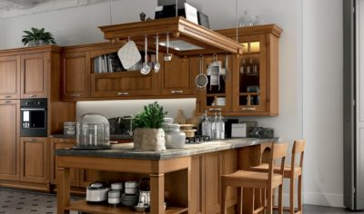Classic Kitchen Arredo3 Virginia Model 04 - 02
