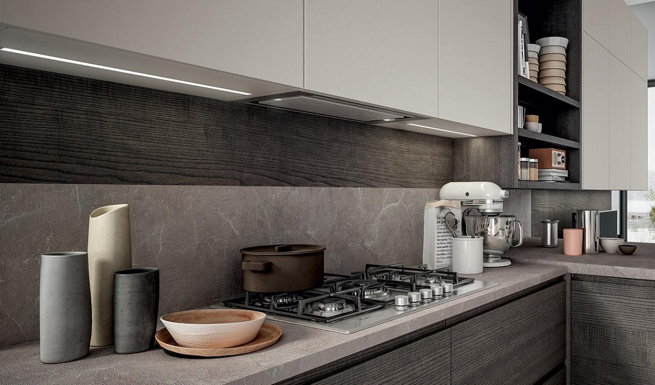 Casa Interior - Catalog - Arredo3 - Modern Kitchen - Wega