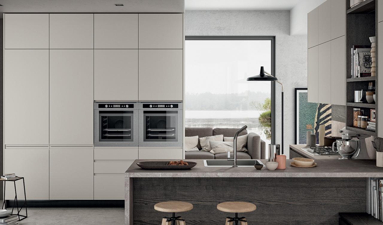 Modern Kitchen Arredo3 Wega Model 01 - 05