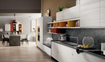 Modern Kitchen Arredo3 Wega Model 03 - 02