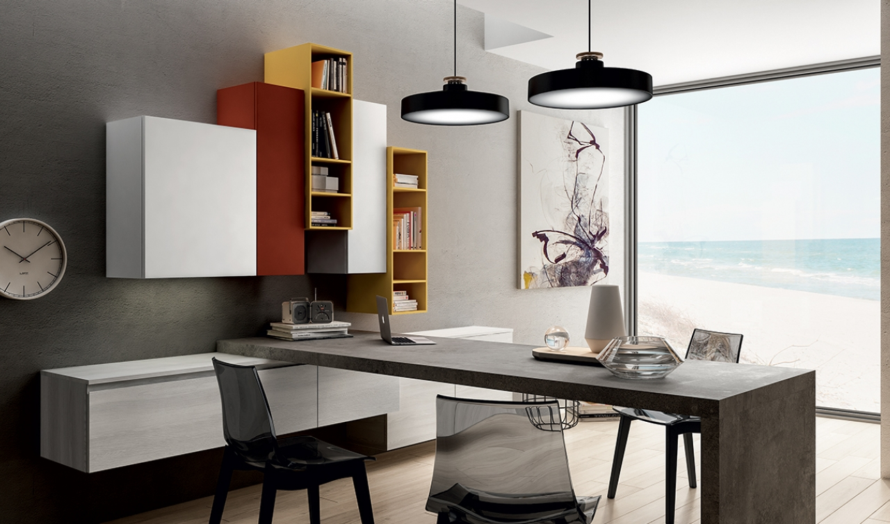 Modern Kitchen Arredo3 Wega Model 03 - 03