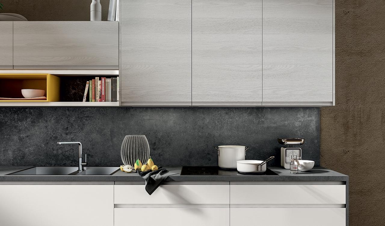 Modern Kitchen Arredo3 Wega Model 03 - 04