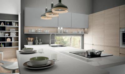 Modern Kitchen Arredo3 Wega Model 04 - 03