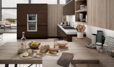 Modern Kitchen Arredo3 Wega Model 05 - 05